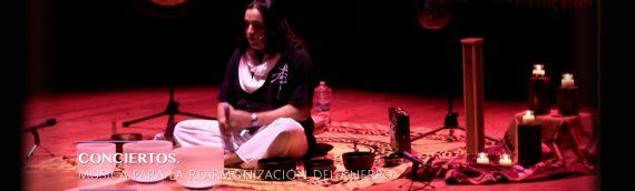 Canto de Mantras y Armónicos – Música para el alma.