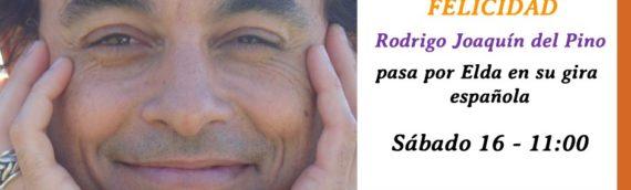Rama – Charla gratuita «A vueltas con la Felicidad».