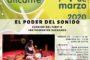 El poder del Sonido - Eco Alicante - Del 29 de Febrero al 01 de Marzo