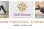 Master Class - Yoga y Meditación